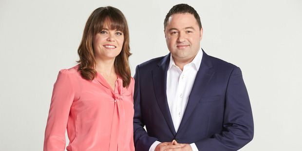Heather du Plessis-Allen and Duncan Garner will farewell Story this year.