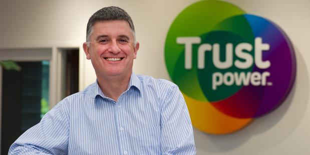Trustpower chief executive Vince Hawksworth. Photo/File