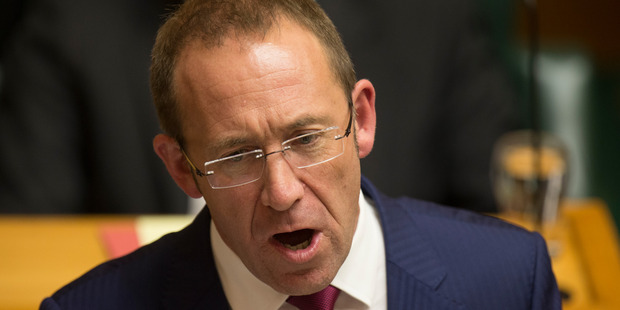 Labour leader Andrew Little and Cabinet Ministers will get $288,900 - up $7020. Photo / Mark Mitchell