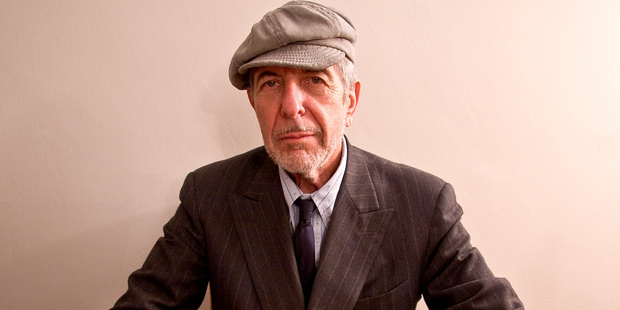 Loading Leonard Cohen had made his peace with death. Photo / Supplied