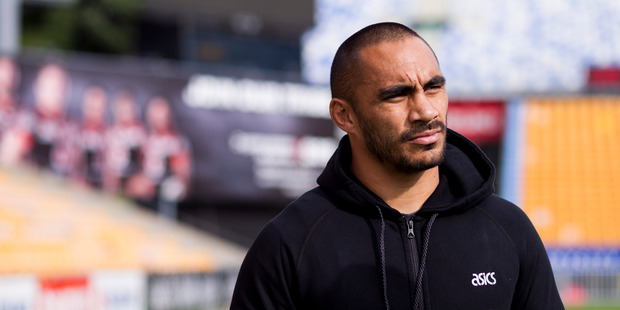 Loading Thomas Leuluai is planning to become a coach after his playing days. Photo / New Zealand Herald - Dean Purcell.