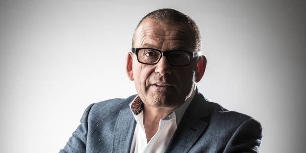 Loading Paul Henry is eyeing a move to America, according to friends. Photo / Michael Craig