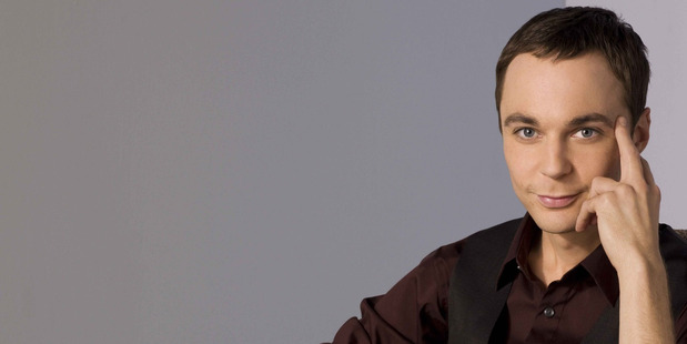 Jim Parsons stars as Dr Sheldon Cooper in The Big Bang Theory. Photo / Supplied