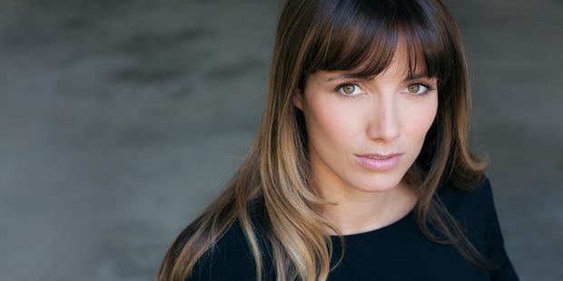 Actress Natalie Medlock.