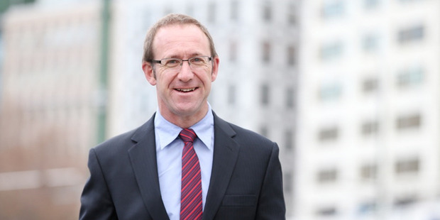 "The ""Kiwi dream"" has been an ongoing theme of Andrew Little's leadership."