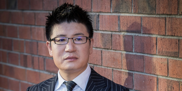 William Yan, the millionaire businessman who forfeited $42.85 million to the police. Photo/Greg Bowker
