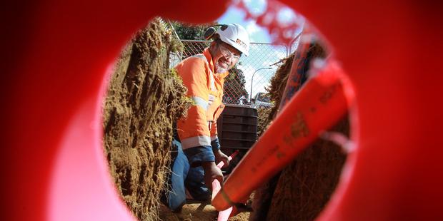 Education trust Nga Pumanawa e Waru has partnered with Spark to deliver subsidised broadband to selected families in Rotorua.  Photo/File