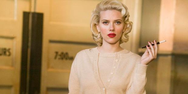 Loading Scarlett Johansson. Photo / Supplied