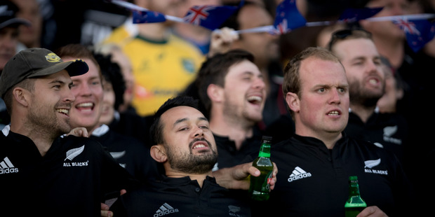 Street view: What do you think of Ireland beating the All Blacks for the first time in 111 years?