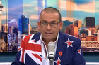 Paul Henry has made sure to let fans know he's not deserting them, he's just tired.