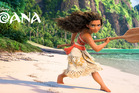 Disney's first Pacific princess: Moana. Photo / Disney
