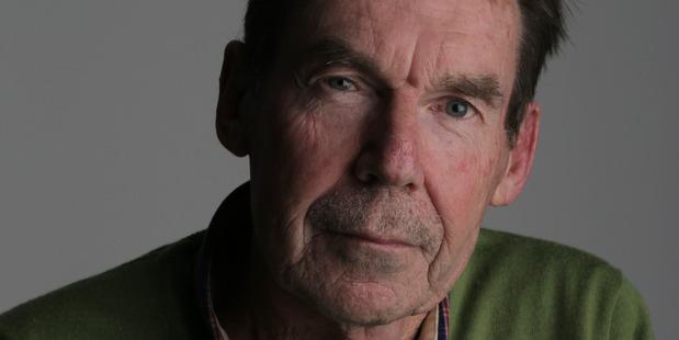 Olympic legend Dick Quax. Photo / Doug Sherring