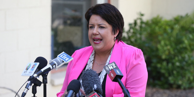 Housing Minister Paula Bennett announced a massive new funding package for emergency housing, which includes 1400 extra places for homeless families and individuals. Photo / File