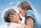 Tearjerking: Movies like The Notebook bring audiences to tears.