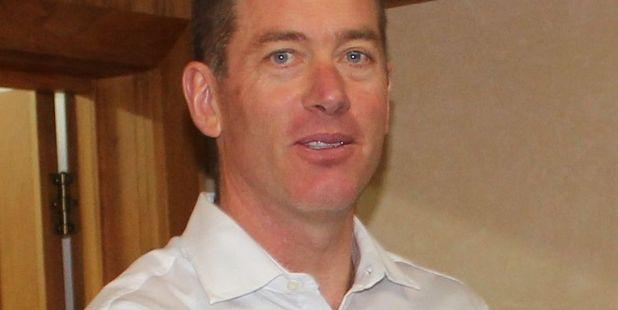 Tararua District Council chief executive Blair King.