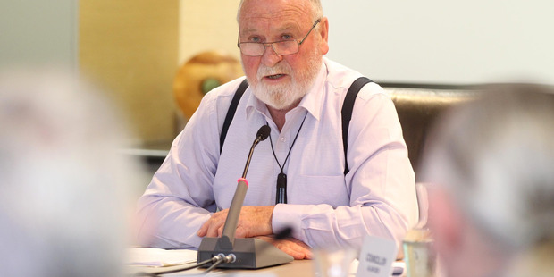 HBRC chairman Rex Graham said the new council intended to be very active on all fronts. PHOTO/FILE