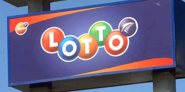 Loading The $44 million win was the largest in Lotto history.