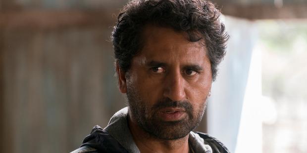 Cliff Curtis as Travis Manawa in Fear The Walking Dead. Photo / Richard Foreman Jr/AMC