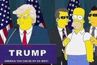 Donald Trump, as depicted in the 2000 episode Bart to the Future.