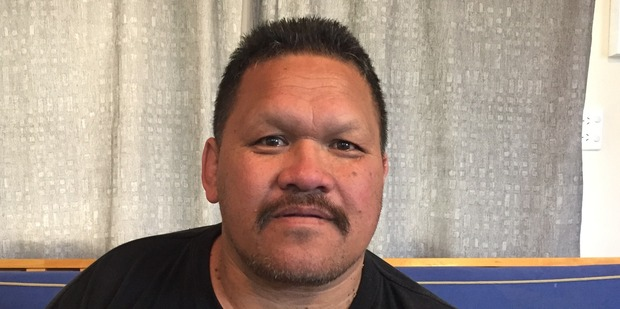 Zack Makoare founded Te Taitimu Trust to help Flaxmere's young people after his own son committed suicide. Photo / Simon Collins