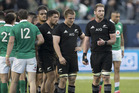 All Blacks captain Kieran Read stunned after losing to Ireland during the test match. Photo / Brett Phibbs