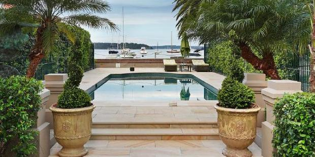 Historical Sydney trophy home, once owned by both Russell Crowe and Rupert Murdoch, is up for sale. Picture: Christie's International Real Estate