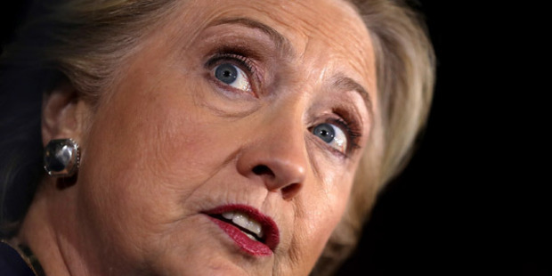 Loading The FBI have announced they will not be recommending charges against Hillary Clinton. Photo / Getty Images
