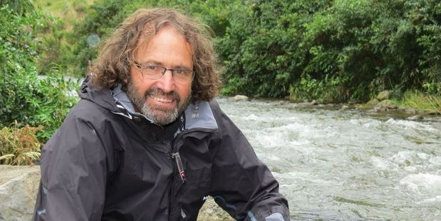 Dr Mike Joy is a freshwater ecologist at Massey University's Institute of Agriculture and Environment.