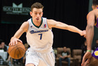 David Stockton has reportedly signed on with the Breakers. Photo / Getty
