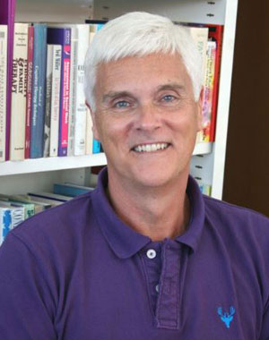 Associate Professor Mark Henrickson is a researcher on HIV and on sexual and gender minorities.