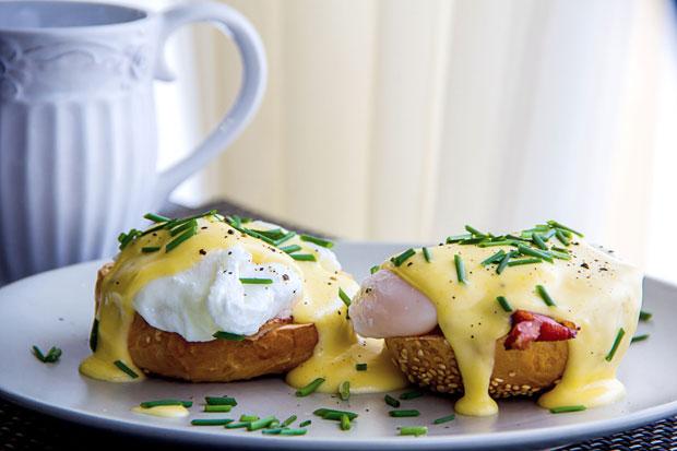Eggs benedict. Photo / 123RF