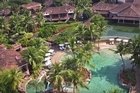 Source: goa.park.hyatt.com  An aerial tour of India's Park Hyatt Goa hotel.