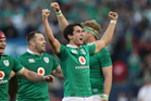 Ireland did so much more than just break a 111-year drought against the All Blacks on Sunday morning. Photo / Photosport