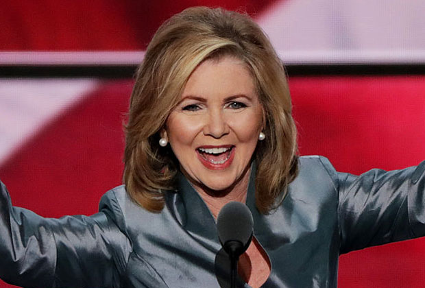 Marsha Blackburn. Photo / Getty Images