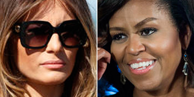 Loading The meeting between Melania Trump and Michelle Obama comes amid rampant speculation over what type of First Lady Melania will be.
