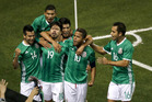 Mexico face USA in Ohio on Saturday. Photo / AP