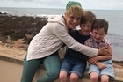 Watch the trailer for the upcoming film Mum's List , which tells the heartbreaking story of a young mother fighting cancer who writes life lessons down for her husband and sons