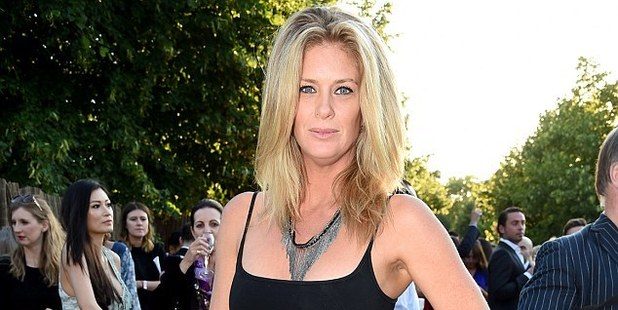 Rachel Hunter is selling her West Hollywood home. Photo / Rex