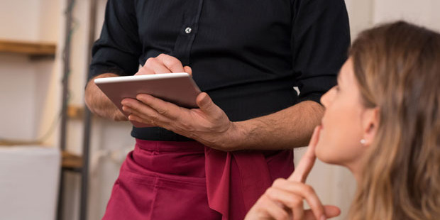 You'll make chefs angry if you order off the menu or request substitutions. Photo / 123RF