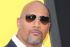 Dwayne Johnson told British GQ that he's considered a different kind of career. Photo / Getty Images