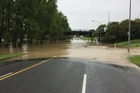 Wellington has been hit by torrential weather closing both state highway one and two - cutting off the city. Join Bernadine Oliver-Kerby for the latest.