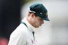 Australia have been handed an absolute lifeline as play was abandoned in the second day of their test match against South Africa. Photo / Photosport