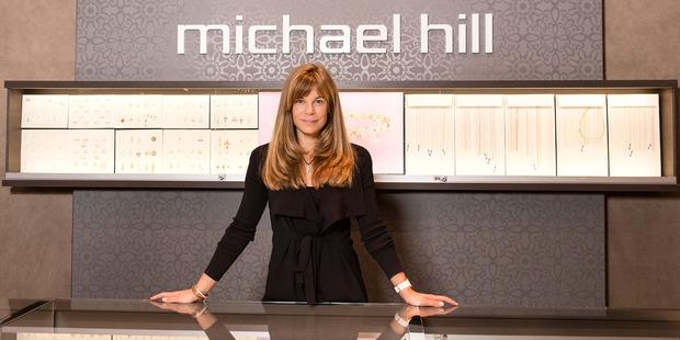 Emma Hill, chairwoman of Michael Hill International. Photo/supplied