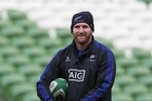 All Blacks captain Kieran Read talks to media about tomorrow's rematch with Ireland and Jonah's influence on the game