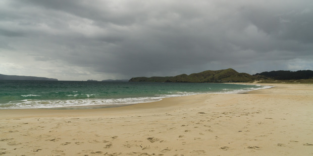 Otama Beach - stunning even on an overcast day. Photo / Creative Commons image by Flickr user Sandra Vallaure