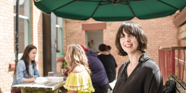 Award-winning educationalist Sarah Longbottom wants to start a school which encourages students to develop critical thinking, problem-solving, teamwork and creative skills. Pic Ted Baghurst.