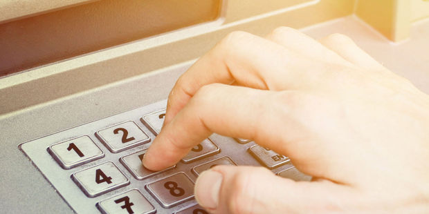 """ATM machines can act as """"repositories"""" of DNA. Photo / 123RF"""