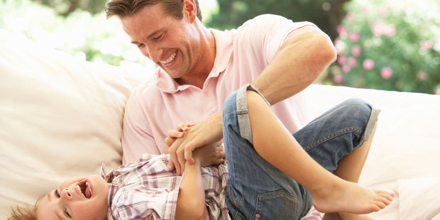 What makes us ticklish? Photo / 123RF