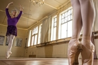 Jackie Scannell found herself back in a grade one ballet class at age 60. Photo / John Cowpland