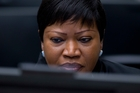 Fatou Bensouda is under pressure to widen the geographic scope of her investigations. Photo / AP